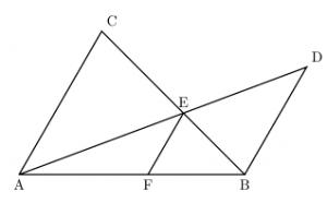 平行線と線分比_1