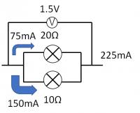 電流と電圧と抵抗_並列