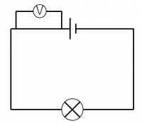 電流と電圧と抵抗_電圧計